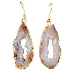 Anthropologie  Crystal Earrings 🆕